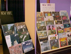 NEW RELEASES on vinyl in today….