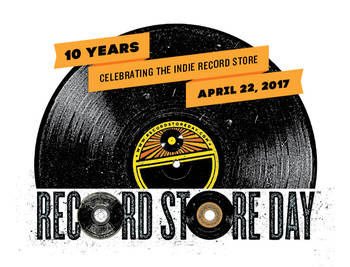 RECORD STORE DAY is coming up (Saturday April 22)!
