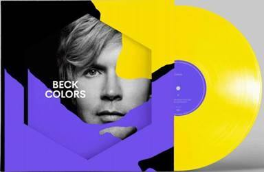 "New BECK album ""Colors"" is out on October 13th!!"