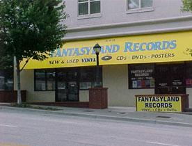 Fantasyland Records | Buy & Sell Vinyl, LPs, 45s, CDs, DVDs